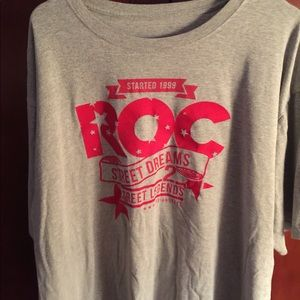 Men's Big and Tall ROC Short sleeved Tee 3xl